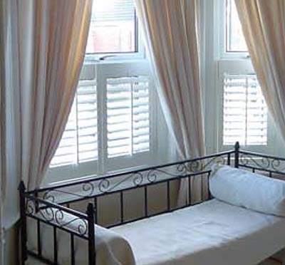 Plantation Shutters are Heat and Energy Efficient
