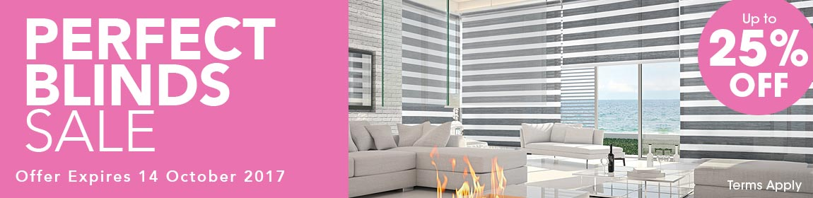 Perfect Shutters - THE PERFECT BLINDS SALE