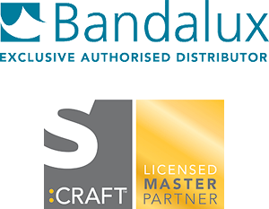 BANDALUX Authorised Distributer and S-CRAFT Licenced Master Partner