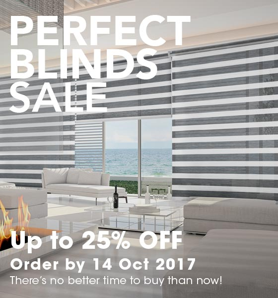 PERFECT BLINDS - PERFECT BLINDS SALE