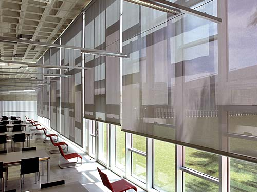 Window Blinds for Local Authority and Government Buildings
