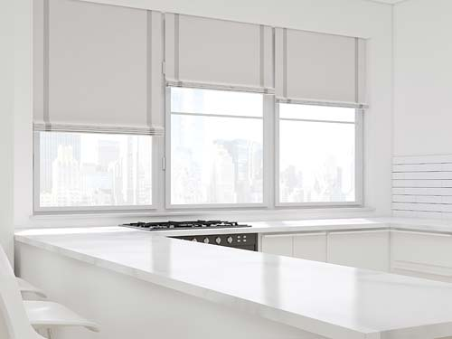 Made to Measure Window Blinds for New Property Developments