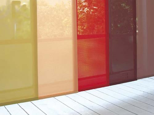 Bandalux Polyscreen Fabrics