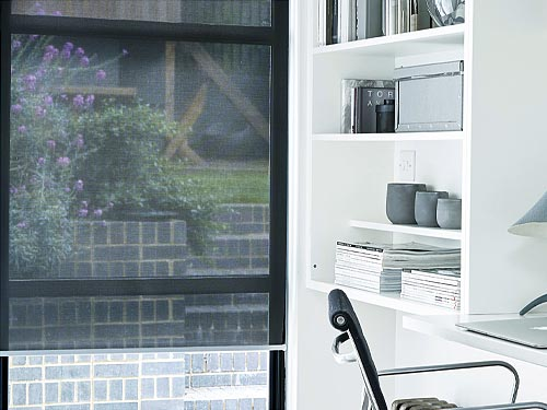 Polyscreen Roller Blind
