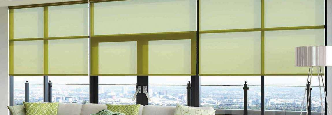 Roller Blinds from Perfect Blinds Merseyside UK