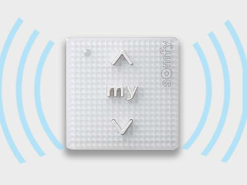 Somfy Wireless Wall Mounted Control