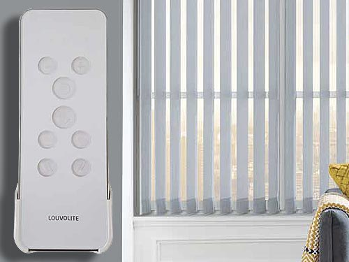 Window Blind Remote Control Option