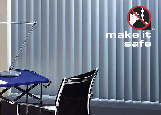 PVC Vinyl Vertical Blinds from Perfect Blinds Merseyside UK
