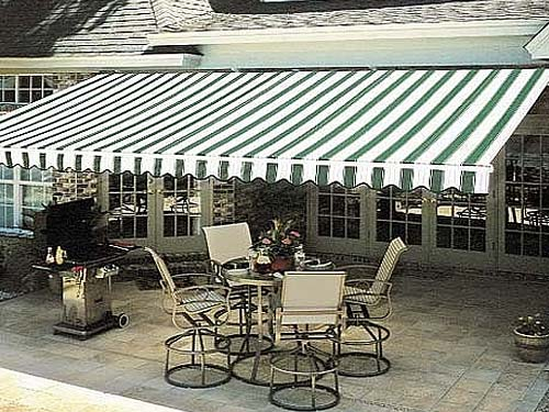 Sun Awnings available in 100+ Quality Styles and Colours