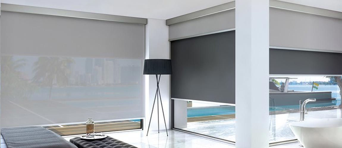 Bandalux Box Roller Shades