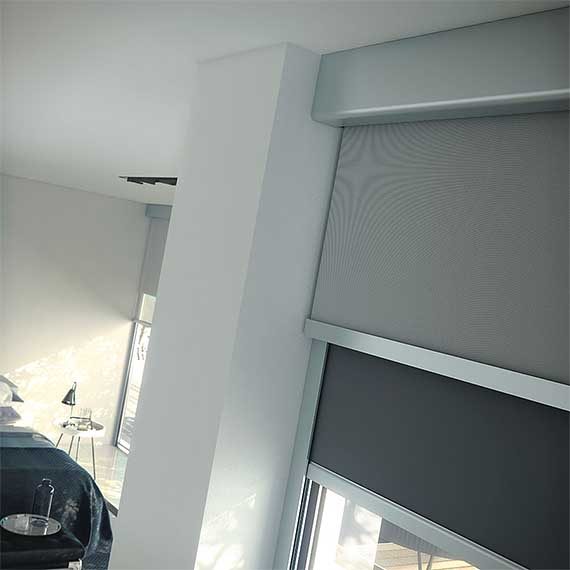 Box Roller Shades Perfect Blinds Merseyside