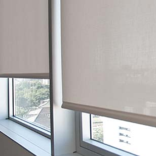 Bandalux Reflective Fabric for Window Blinds
