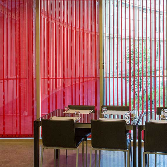 Bandalux Contract Vertical Blinds from Perfect Blinds