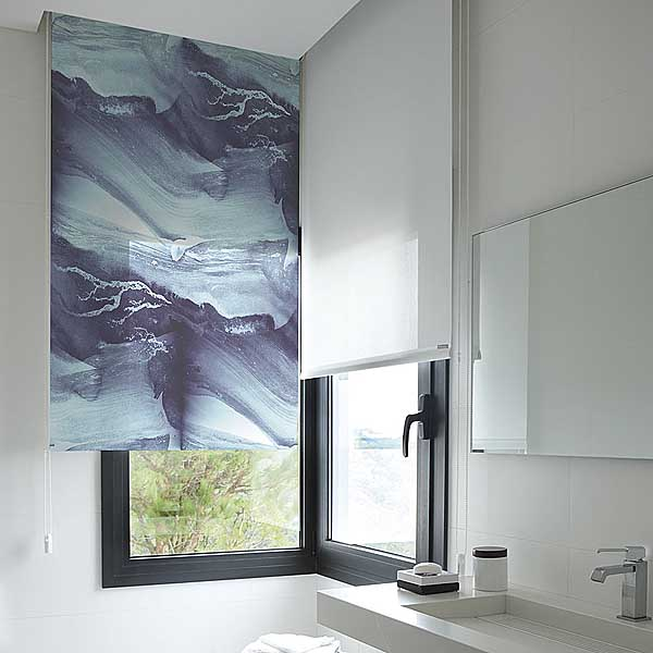 Bandalux Digital Printed Fabric for Window Blinds