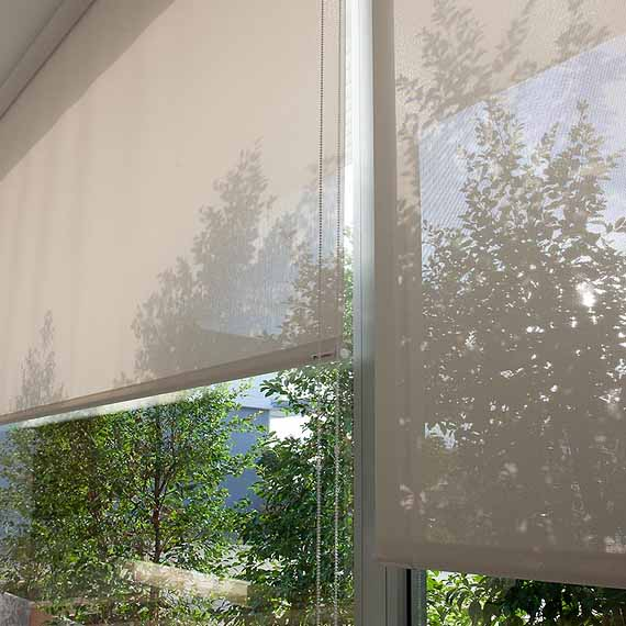 Bandalux Polyscreen Fabric for Window Blinds