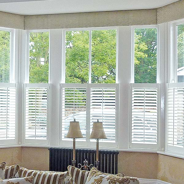 Caf 233 Style Window Shutters Perfect Blinds Merseyside