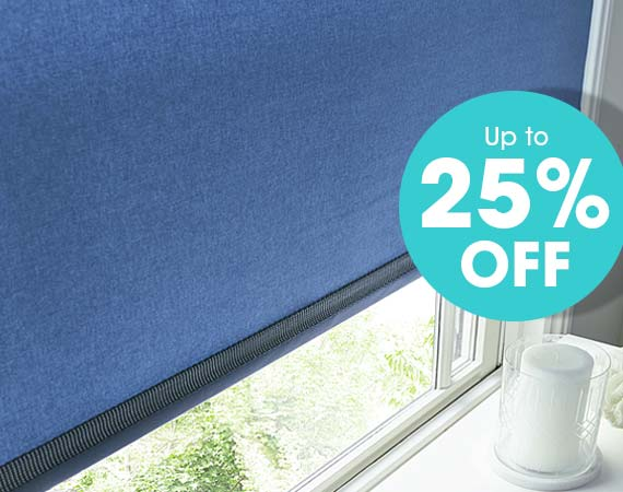 Perfect Blinds - Spring Sale - Save up to 25% Off