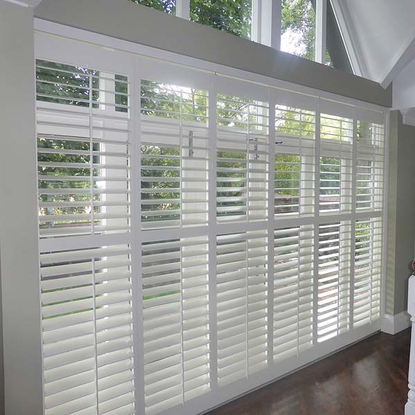 Tracked-Bi-Fold-Shutters in Formby, Liverpool