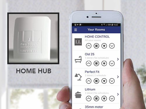 Louvolite Home Hub